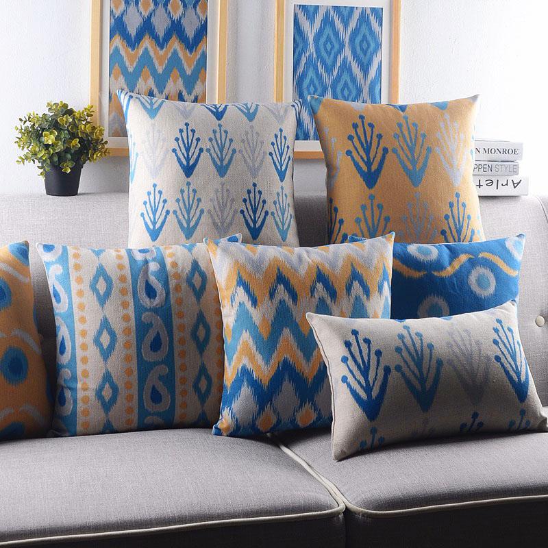 poduszki-dekoracyjne-ozdobne-allegro-zolte-na-kanape-do-salonu