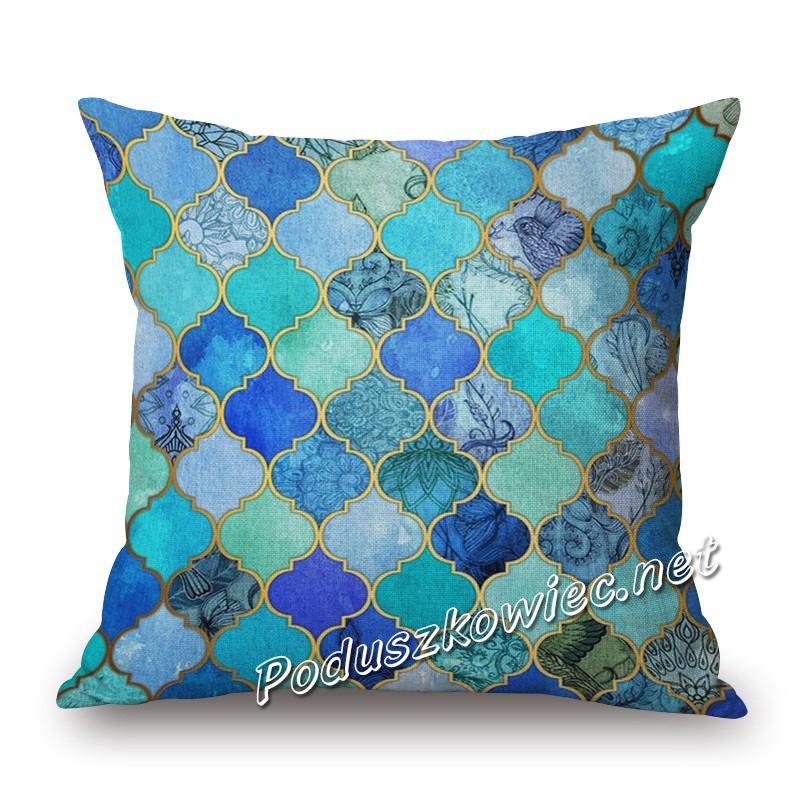 """<img src=""""poduszka-dekoracyjna-turkusowa-zielona-niebieska.napis_.jpg"""" alt=""""poduszka dekoracyjna maroko turkusowa niebieska""""/>"""