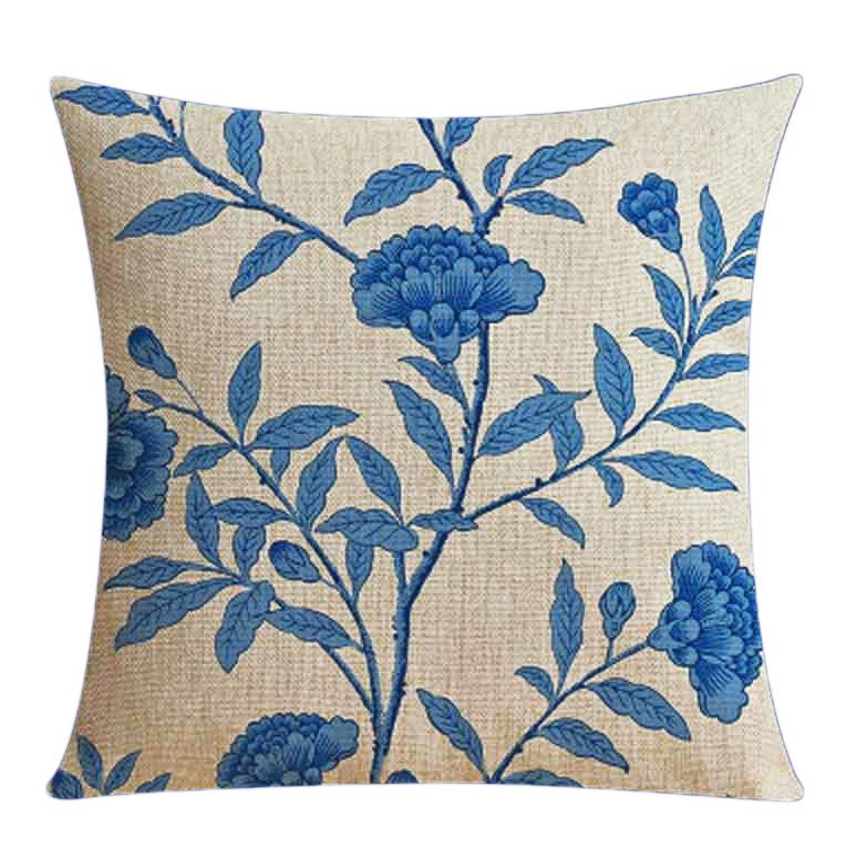 """<img src=""""poduszki dekoracyjne.jpg"""" alt=""""poduszki dekoracyjne niebieskie kwiaty retro""""/>"""