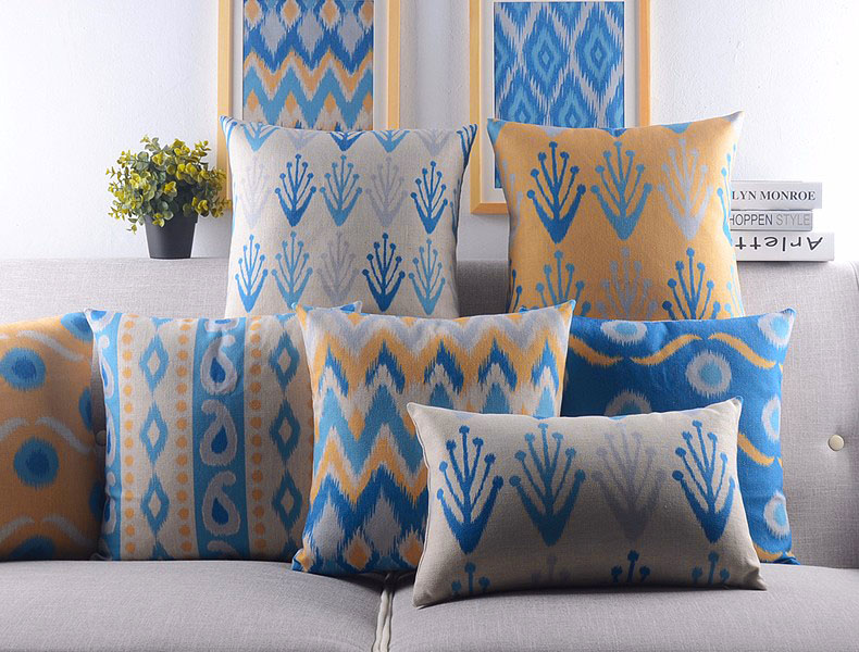 poduszki-ozdobne-dekoracyjne-allegro-zolte