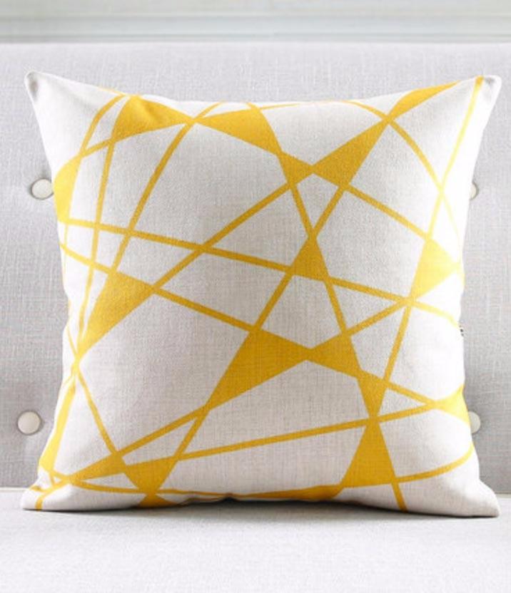 """<img src=""""poduszki-modne-zolte-nowoczesne-loftowe-minimalizm-allegro""""alt=""""poduszka dekoracyjna żółta nowoczesny wzór""""/>"""