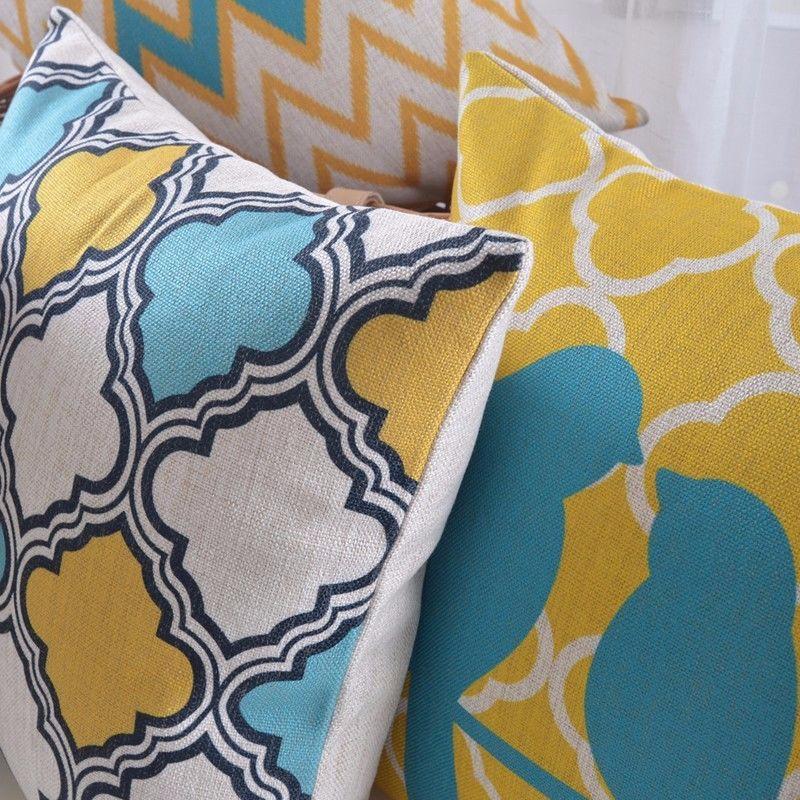 poduszki-dekoracyjne-ozdobne-allegro-etno-zolte