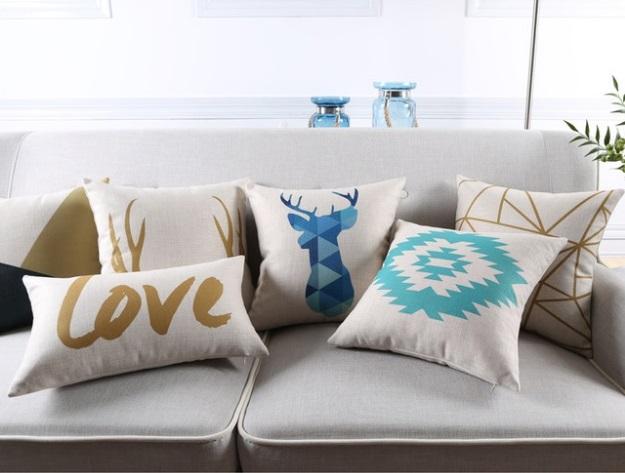 poduszki-dekoracyjne-ozdobne-jelen-allegro-nebieskie